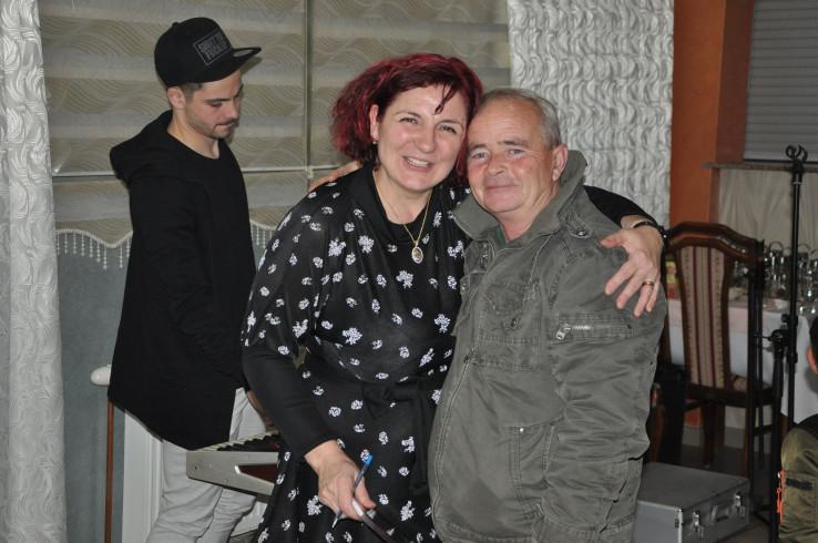Zemina i njen brat  Ismet, jedan od Hankinih i Šahidovih sinova