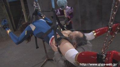 【G1】スパンデクサー・コスモエンジェル パペットマスター恥辱の遠隔操作編009