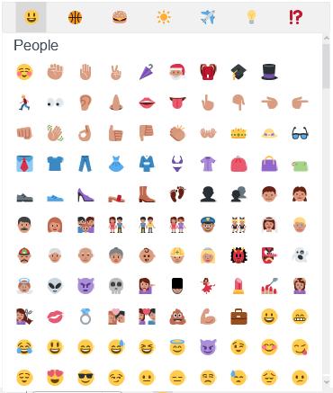 AVChat 3 7 Brings Full List of New Emoticons – AVChat Development Blog