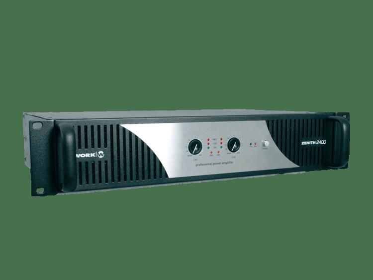 Amplificador ZENITH 2400