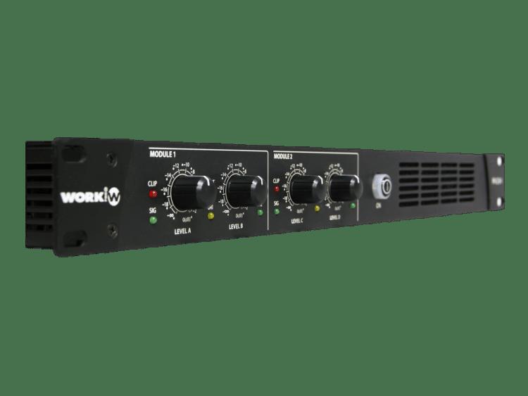 Amplificador PA 1254
