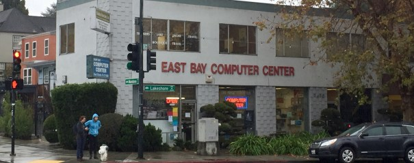 AVC is above the East Bay Computer Center