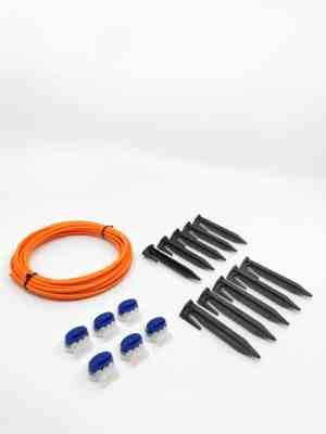 Kit réparation câble Husqvarna - Compatible avec ttes les marques du marché