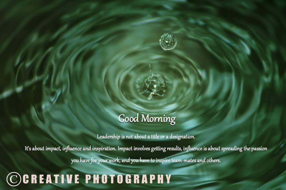 AV Creative Photography | 9650664996 | Morning Quotes
