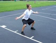 Youth Basketball Footwork Drills