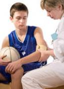 First Aid Articles for Youth Basketball
