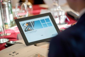 Branded Engage iPad
