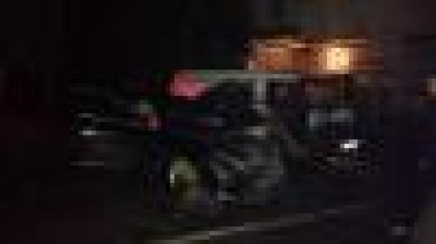 За ночь на ЮБК сгорели 12 авто