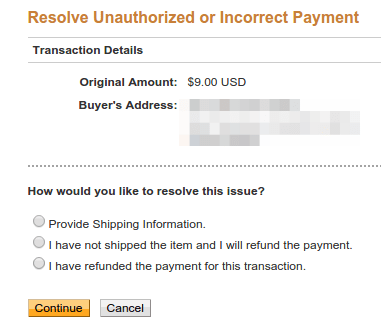 PayPal wants to know when I stopped beating my customers