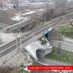 Транспортный тоннель под ЖД в г.Кропивницкий