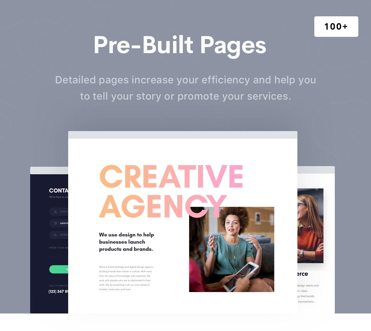 Ave - Responsive Multi-Purpose WordPress Theme - 21