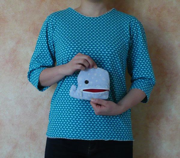 haut couture japonaise baleine