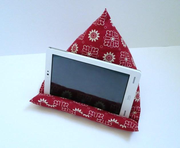repose tablette couture tissu 2