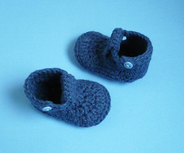 sandales bébé crochet3
