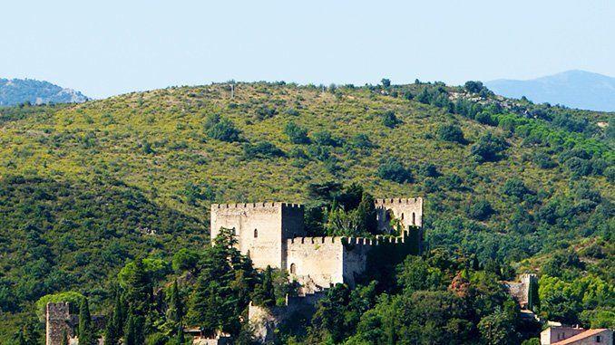 Castillo de Castelnou