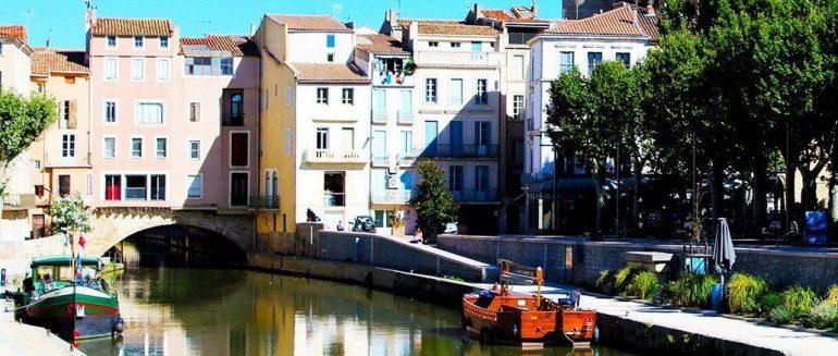 Narbona, la tranquila y bella ciudad archiepiscopal