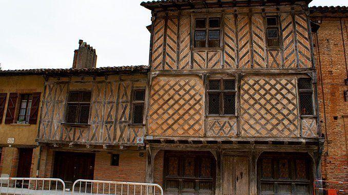 La maison à pans de bois