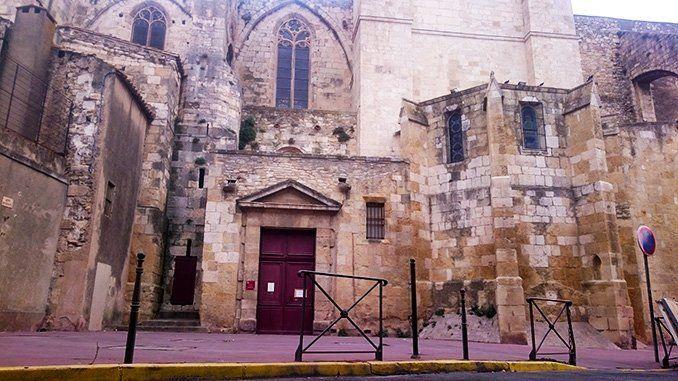 Basílica de Saint Paul de Narbona