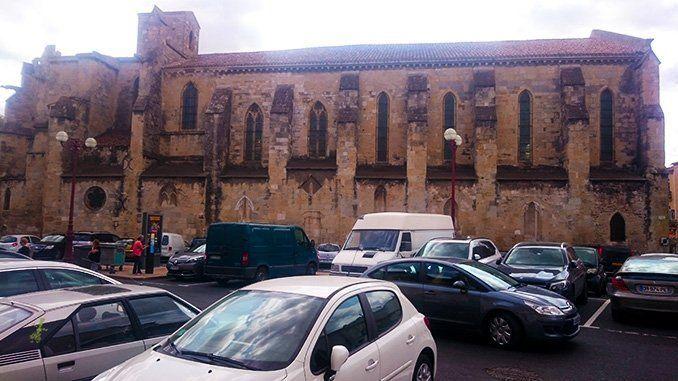 Iglesia de Notre-Dame de Lamourguier y Museo Lapidario de Narbona.