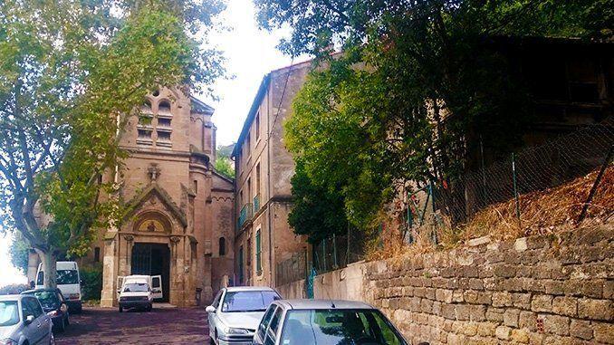 Iglesia de San Judas.