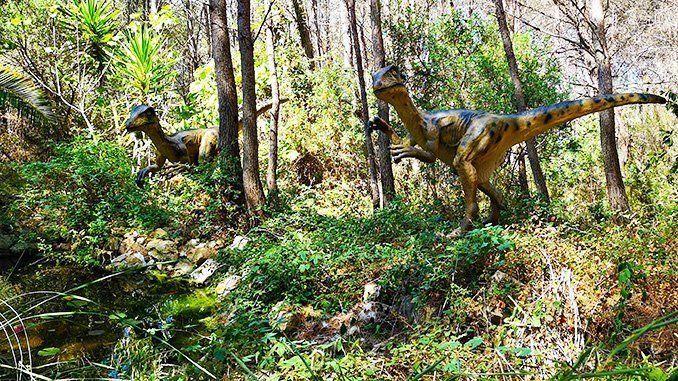 Musée des dinousaures de Mèze