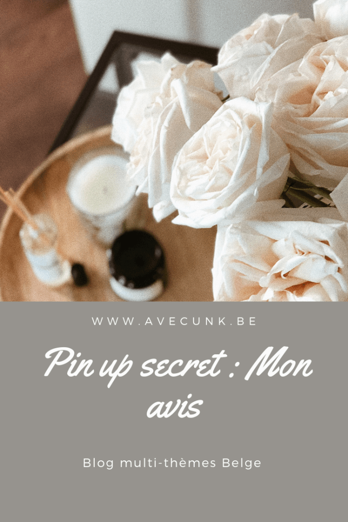 Pinterest Pin up secret