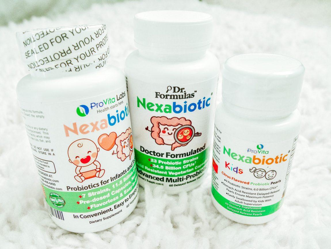 Nexabiotic Probiotics by Dr. Formulas