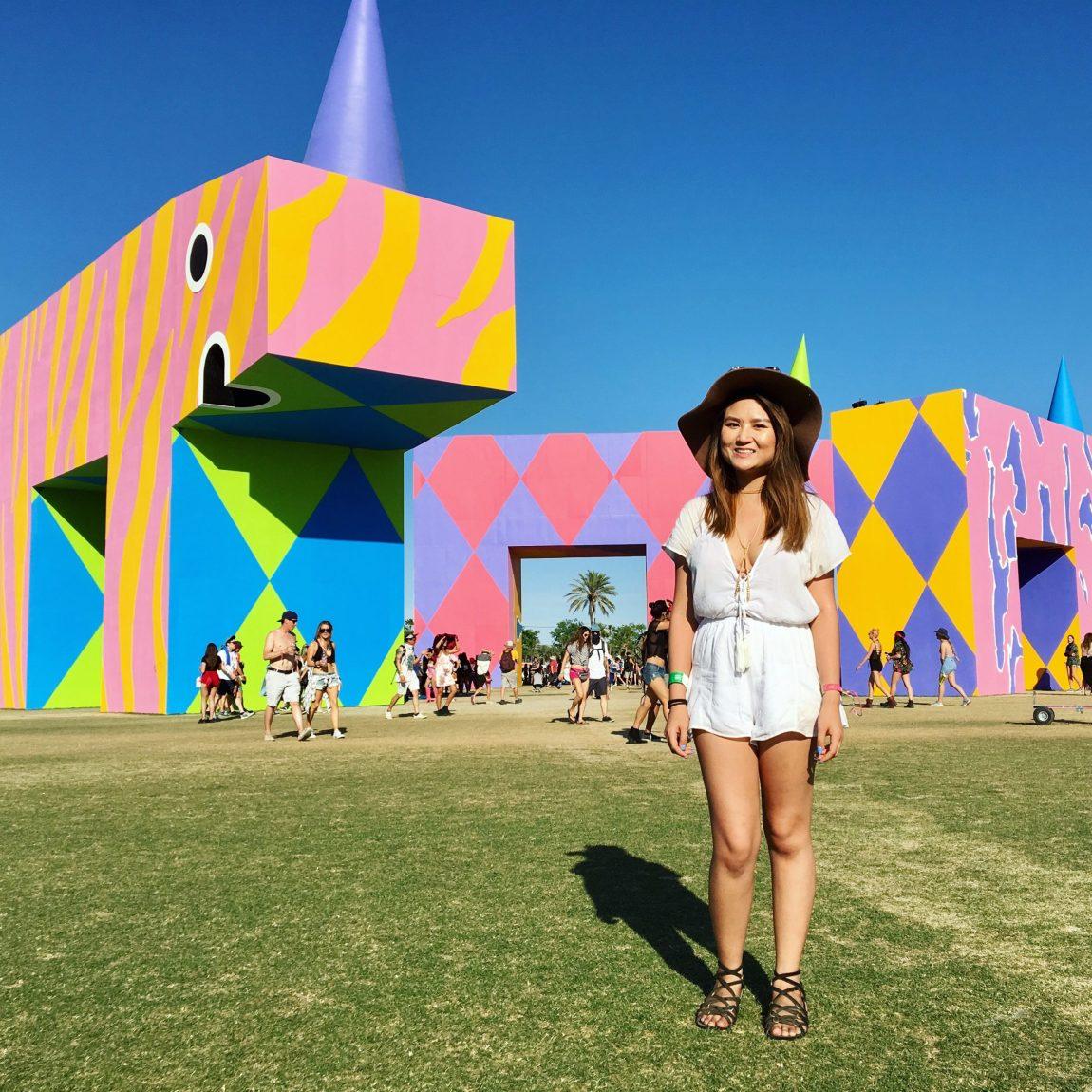 Coachella 2017 Lookbook and Recap