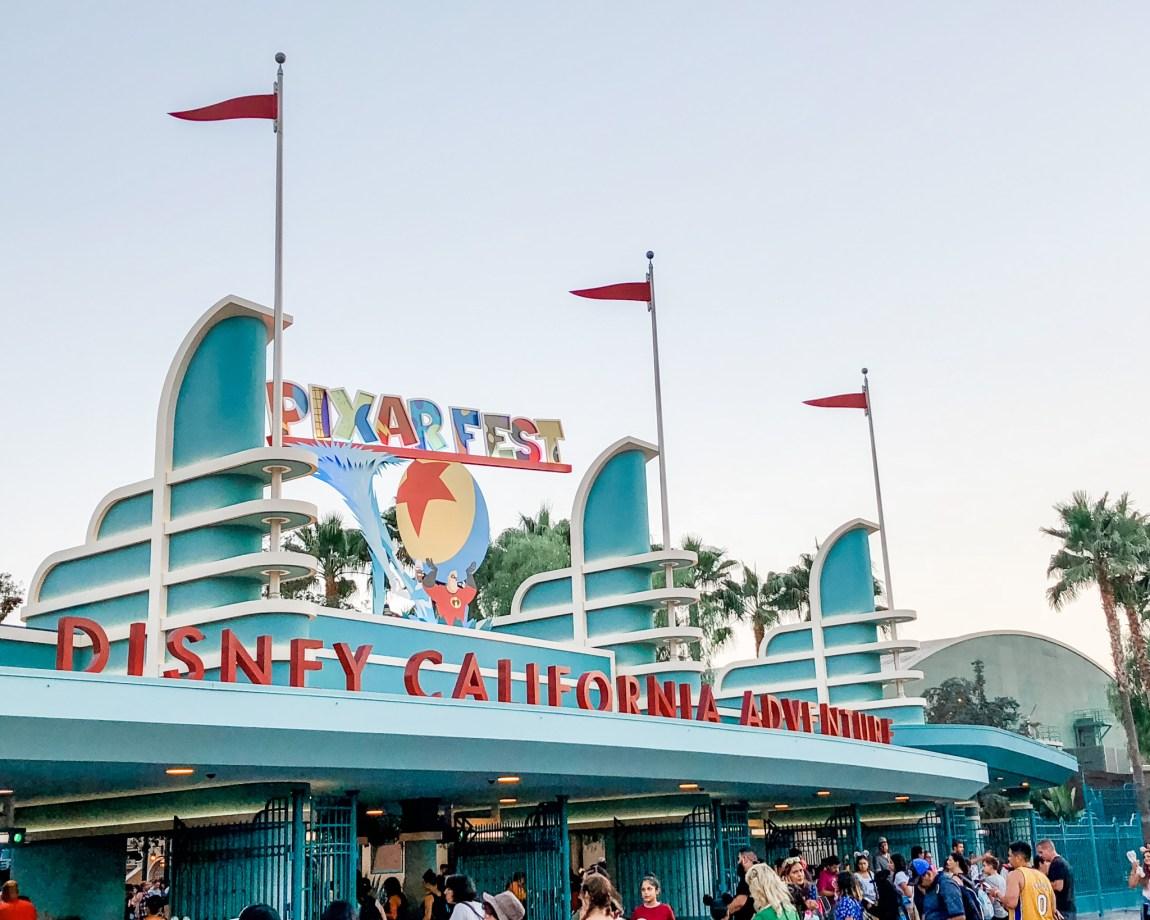 A Day at Disney's Pixar Fest