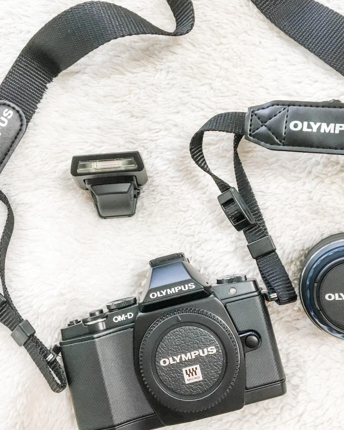 Olympus OM-D EM5 Camera
