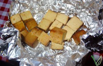 Trader Joe's Organic Baked Teriyaki Tofu