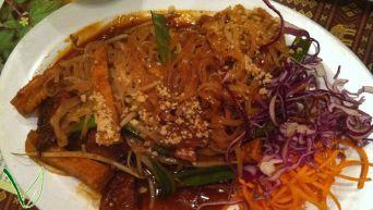 """Pad Thai """"Chicken"""""""