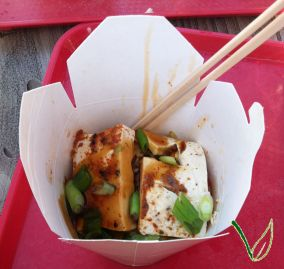 Lucky Fortune Cookery's Teriyaki Sauce Tofu | A Vegan in Progress
