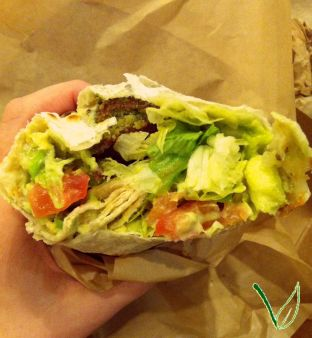 Falafel Palace, Northridge | A Vegan in Progress