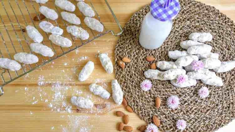 Grandma's Greek Cookies