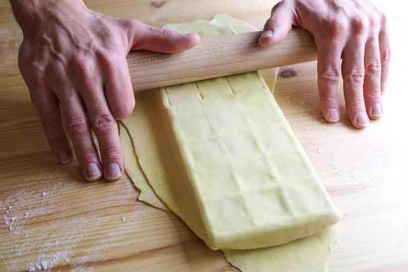 sigillatura ravioli zucca vegan