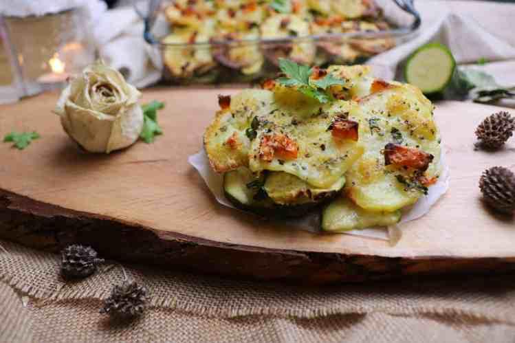 patate e zucchine dettaglio