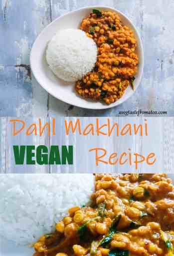 Super Delicious Dahl Makhani pintrest