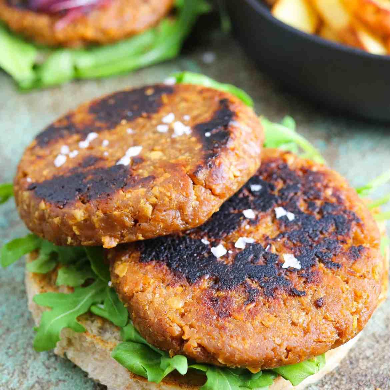 Burger Vegani Semplici