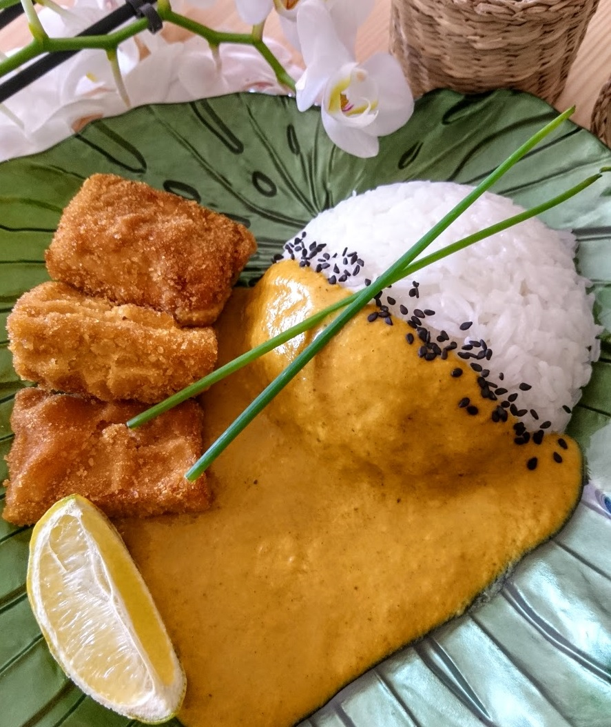 Katsu Curry Giapponese di Tofu