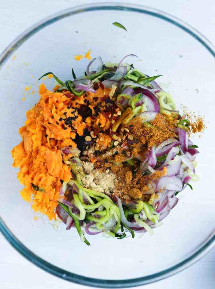 mix for air fried pakora