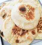pane pita vegano greco fatto in casa