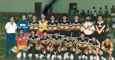 Recordando/Ivo Pneus/1990