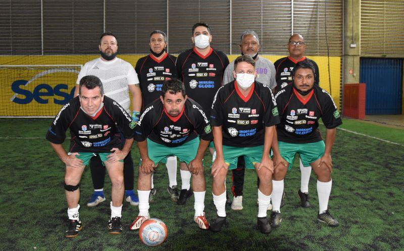 "No Centro Esportivo do Sesc tem rodada dos ""Amigos da Segunda-feira"""