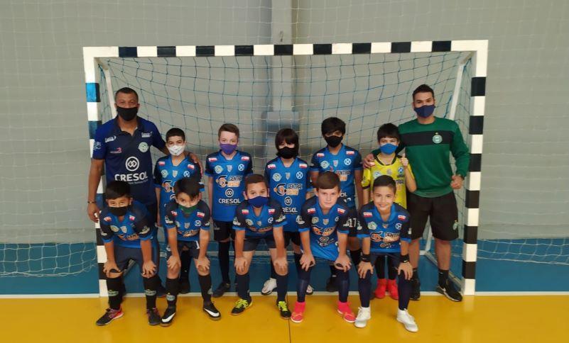 """Na Copa Noroeste, """"São Lucas/Show de Bola"""" vence em Cianorte"""