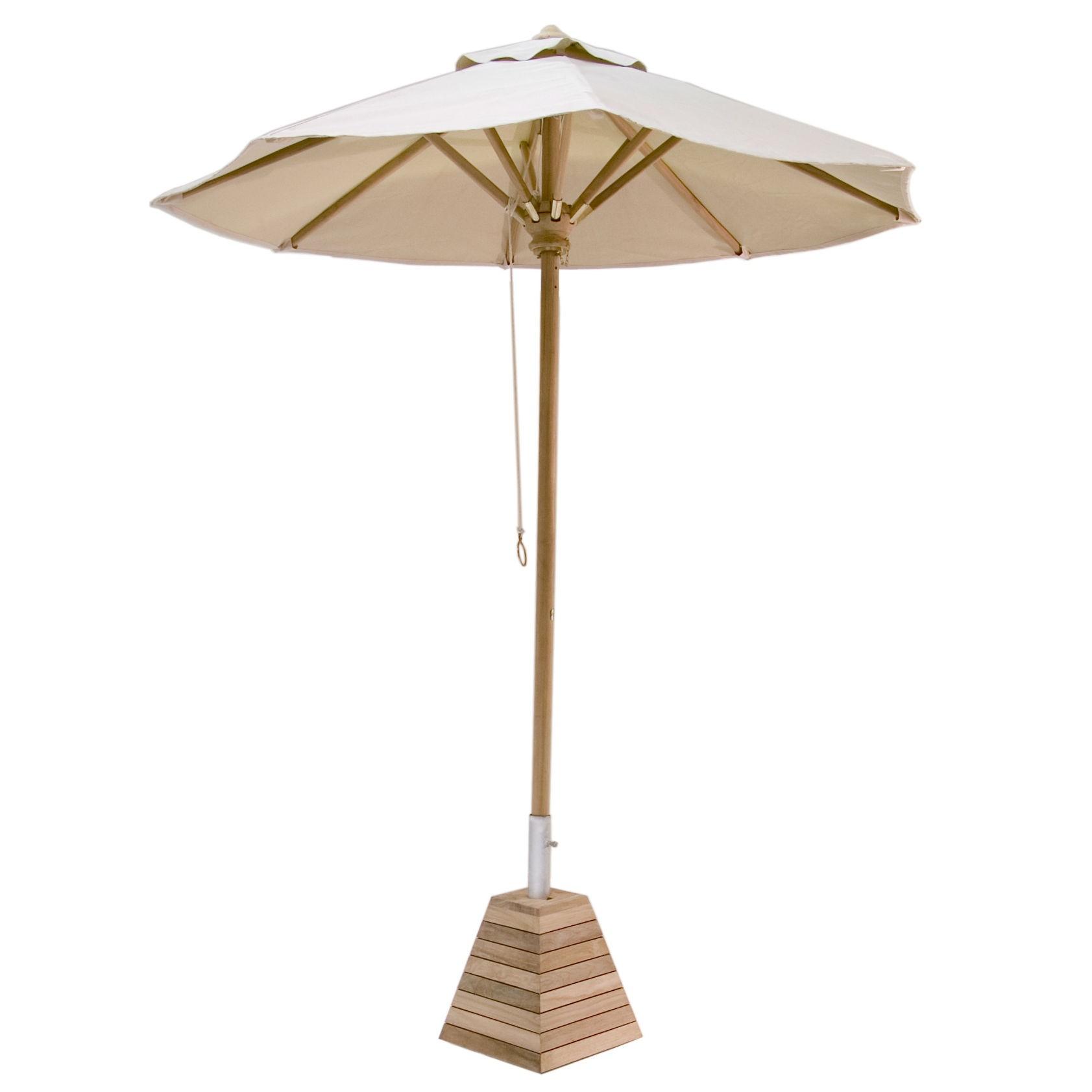 parasol rond 2m