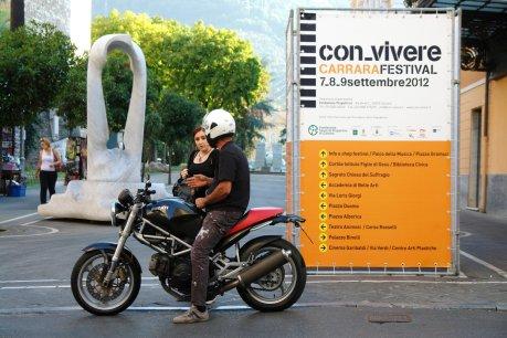 Con-vivere _ Carrarafestival _ Edizione 2012