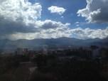 Clouds over Medellin