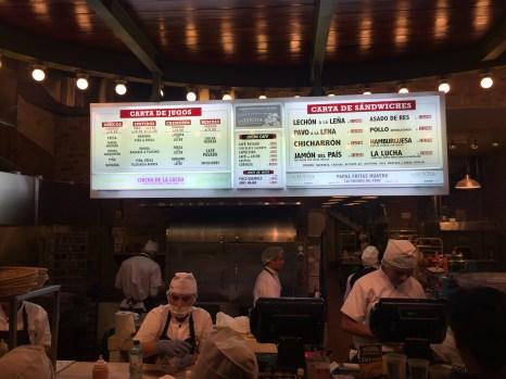 Divine local fast food at La Lucha