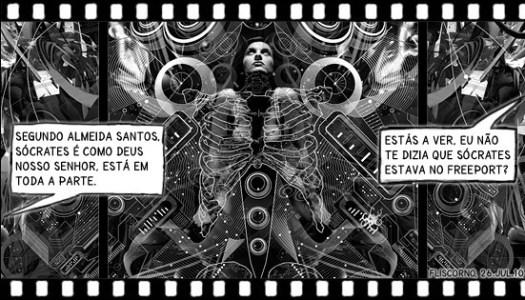 film strip - Deus ex machina